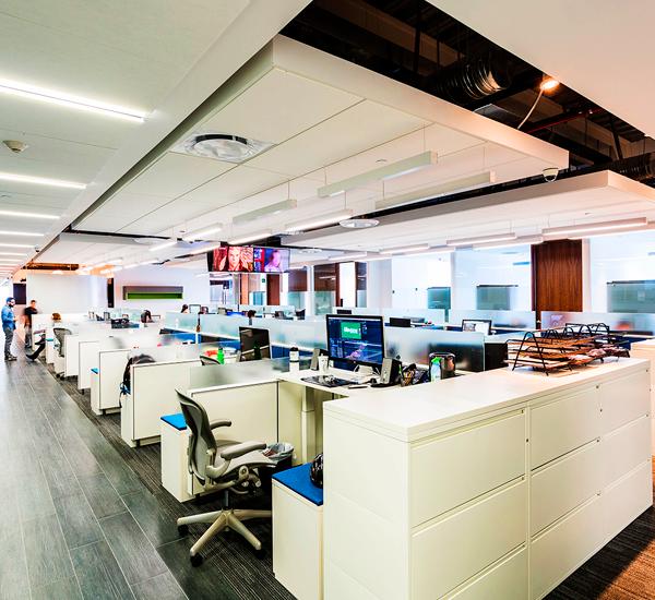 Oficinas HBO México